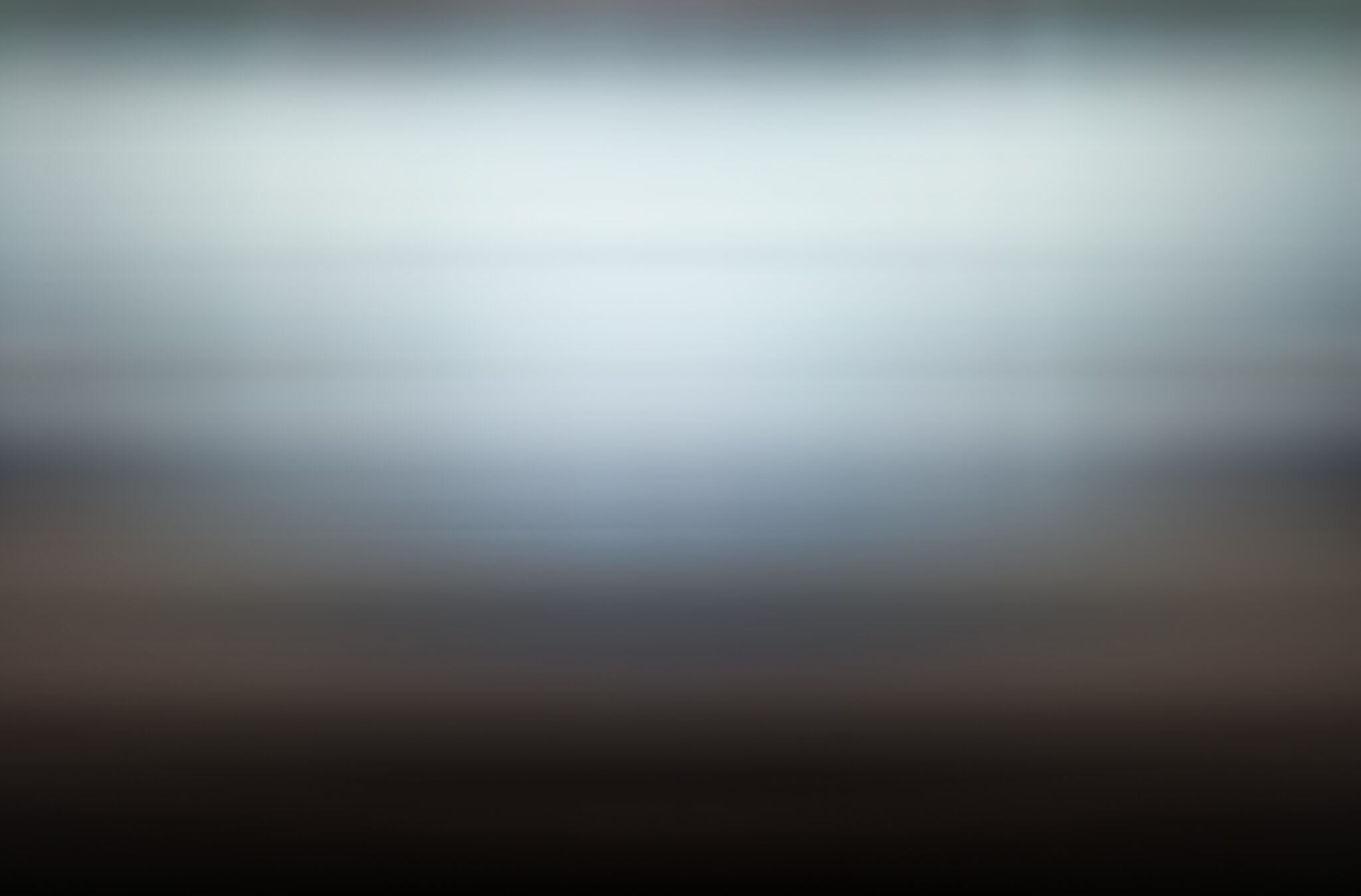 Abstract landscape photograph